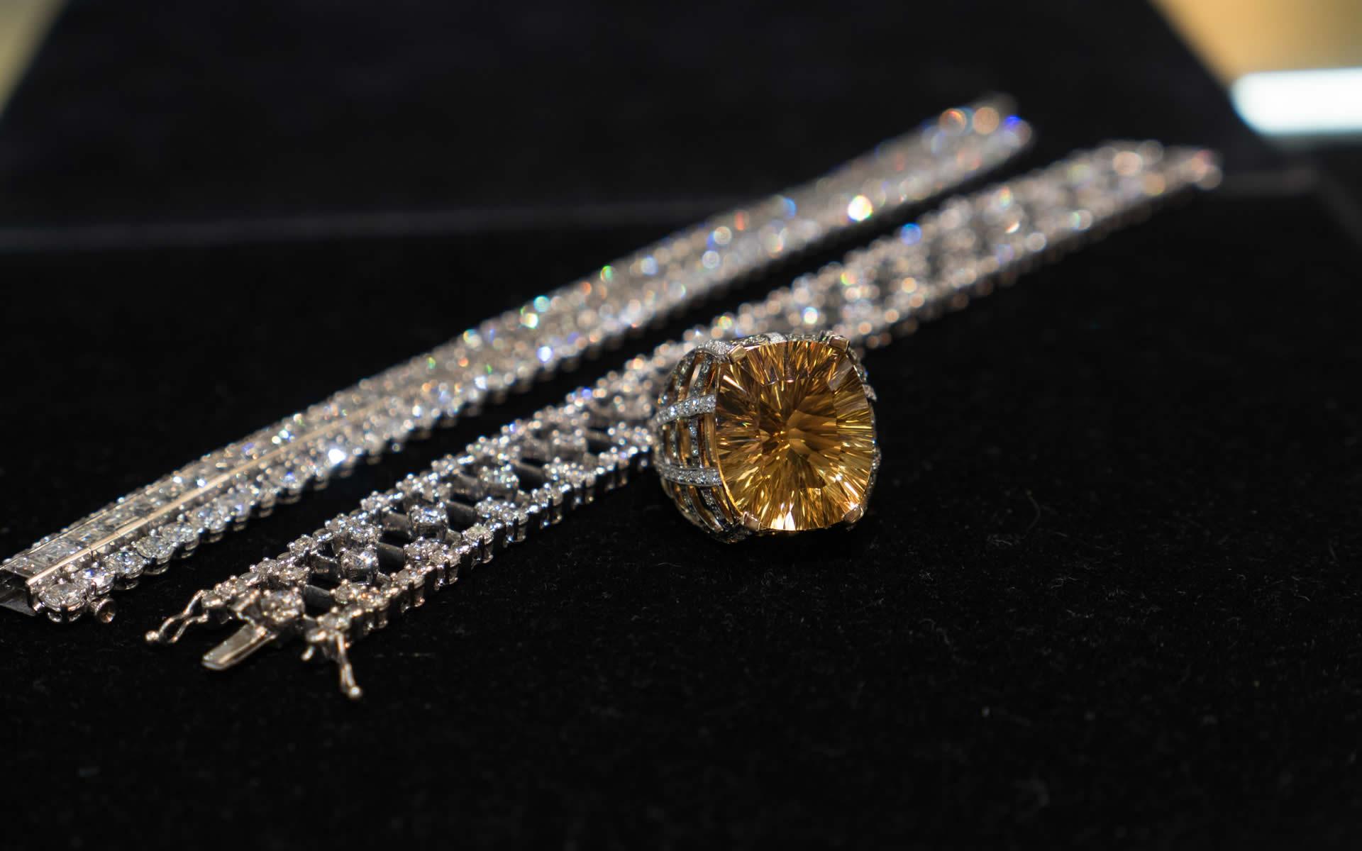 Cleopatra's Barge Fine Jewelry
