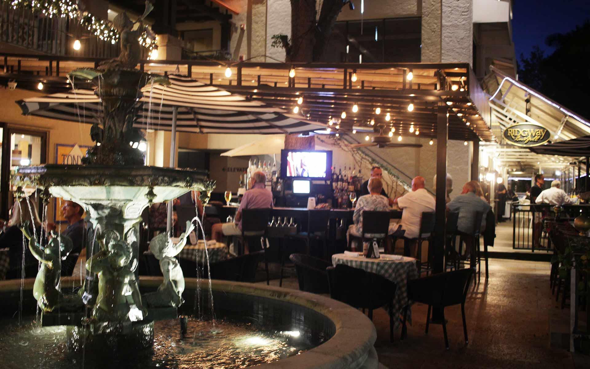 Courtyard at Ridgway Bar & Grill