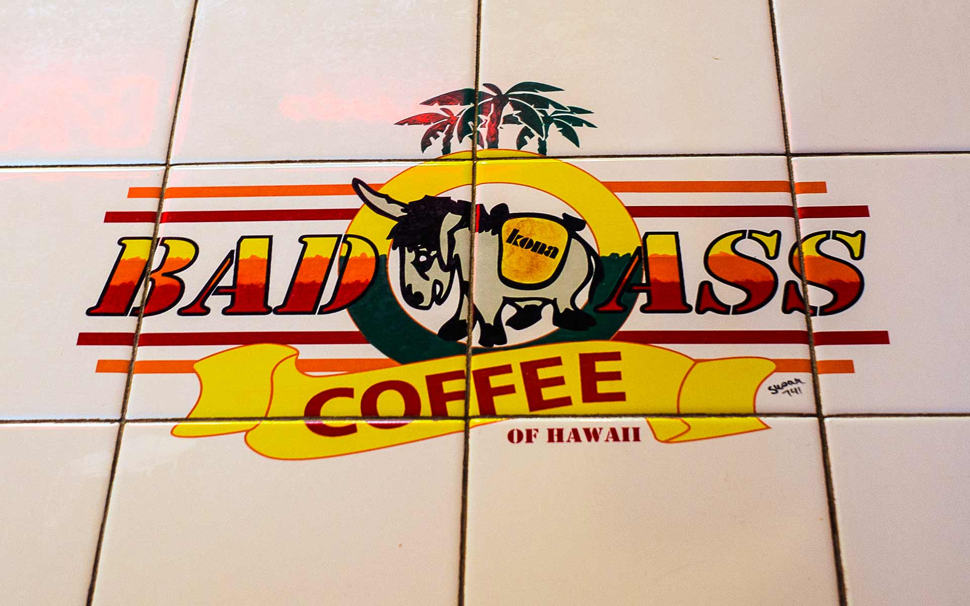 Bad Ass Coffee Shop