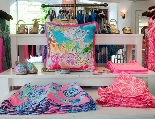 C Orrico-A Lilly Pulitzer Signature Shop