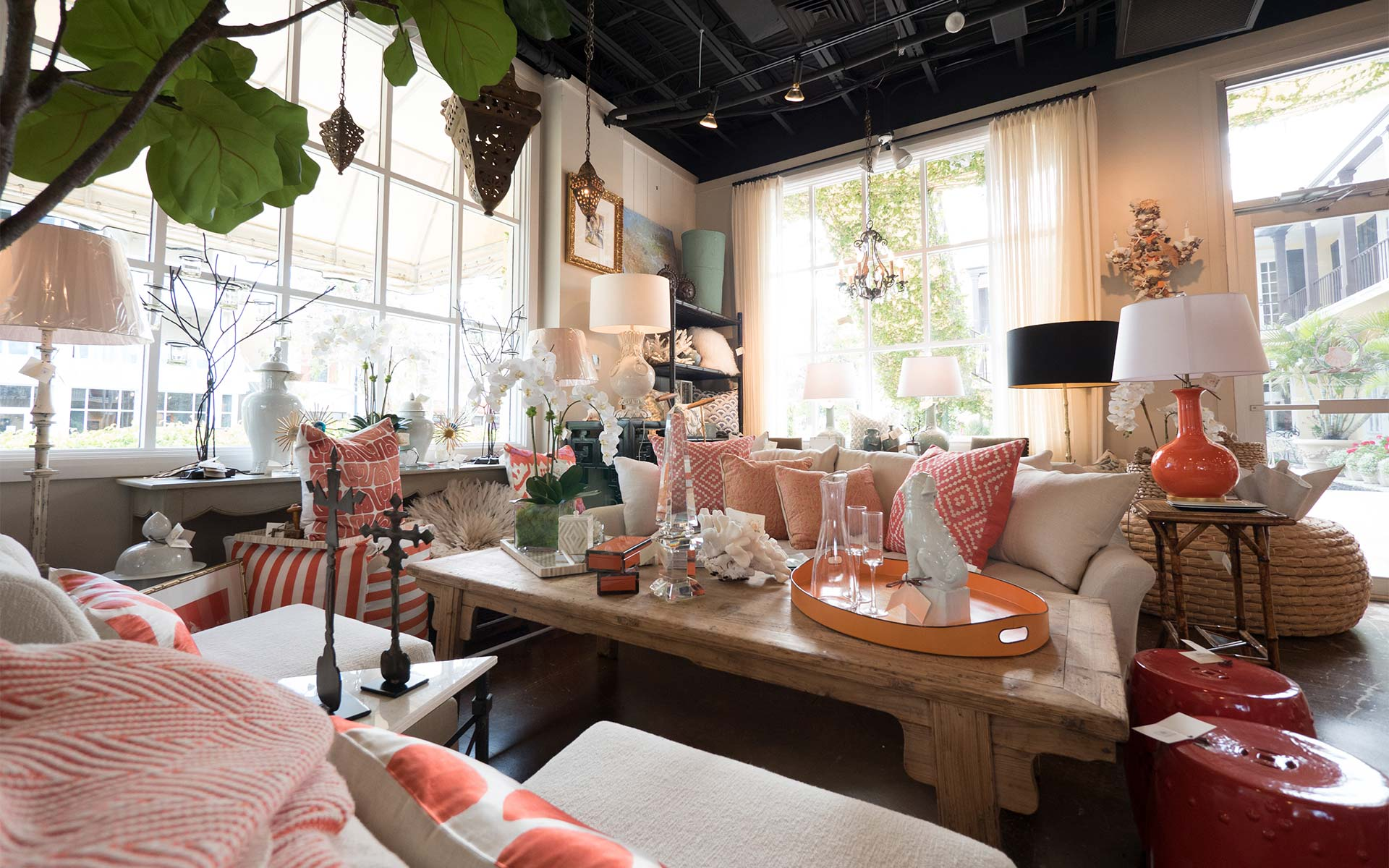 Jett Thompson Interiors and Antiques