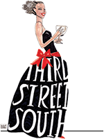 Third Street South Logo