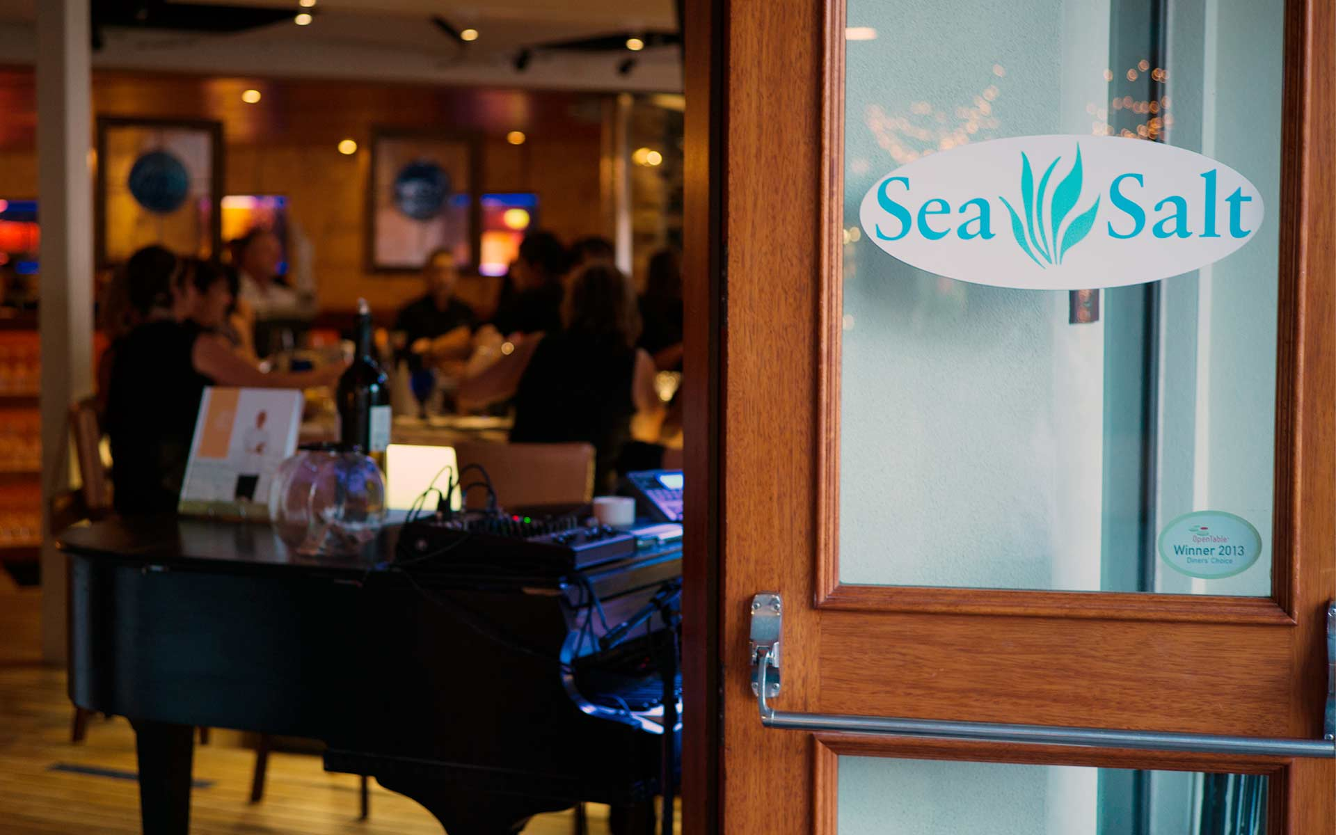 Sea Salt Restaurant