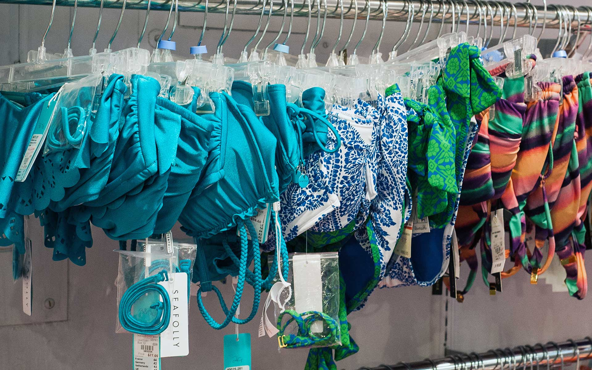 The Beach House - swim suits