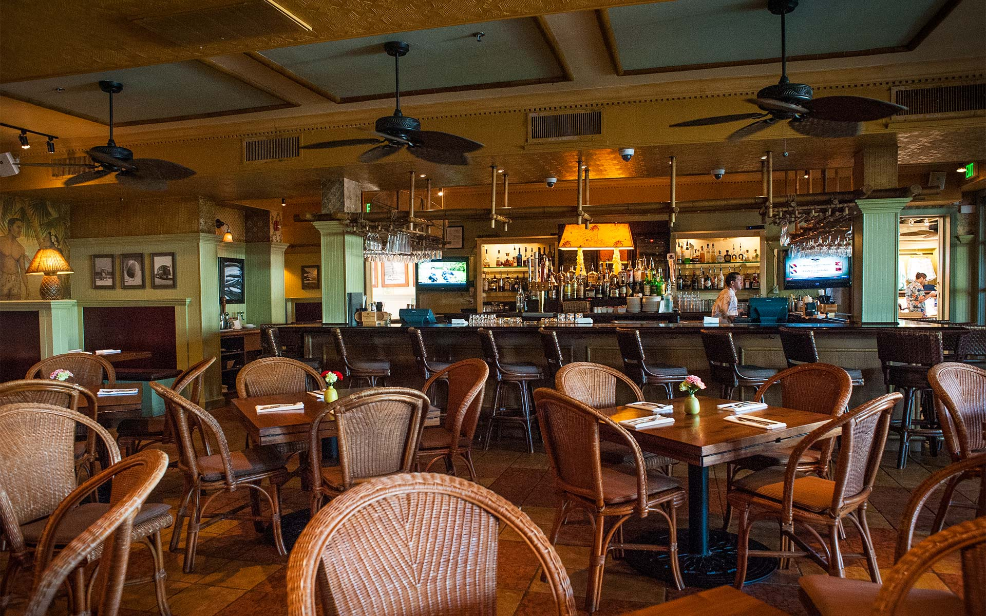 Tommy Bahama's Tropical Cafe