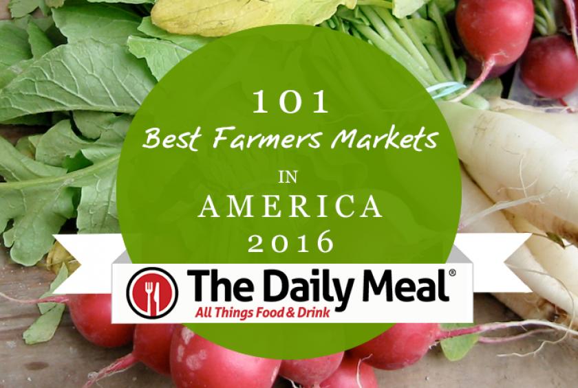 101 best farmers market