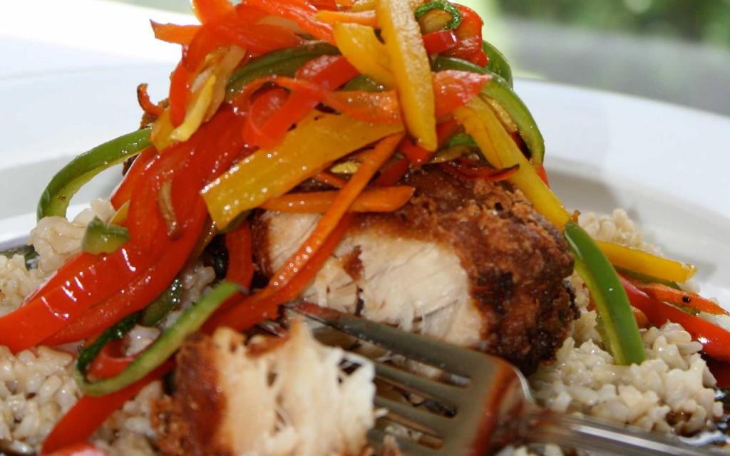 Ridgway Bar & Grill's Crispy Fish