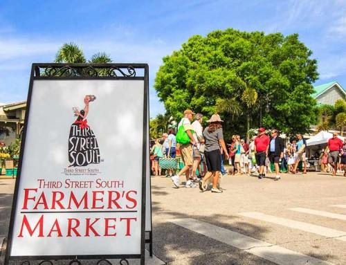 The Original Third Street South Farmer's Market