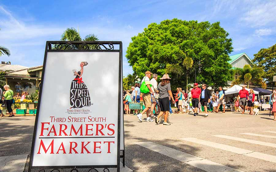The Original Third Street South Farmer's Market