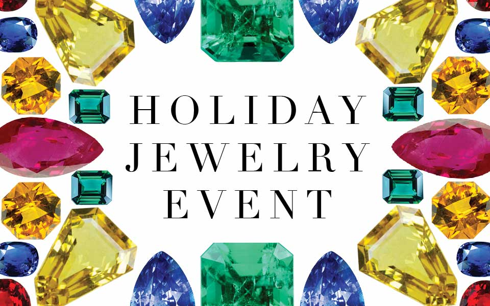 Marissa Collections Holiday Jewelry Event