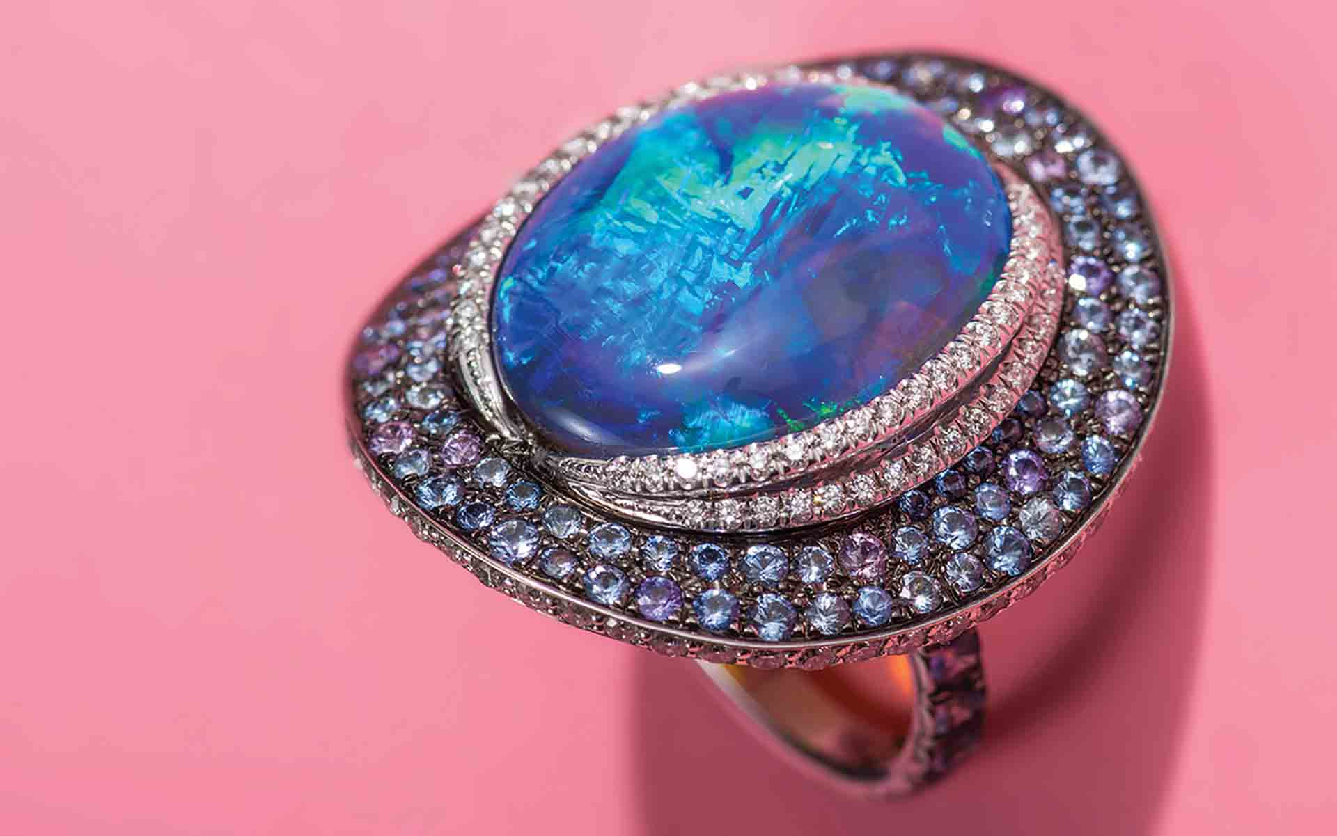Marissa Collections - Ring by Katherine Jetter