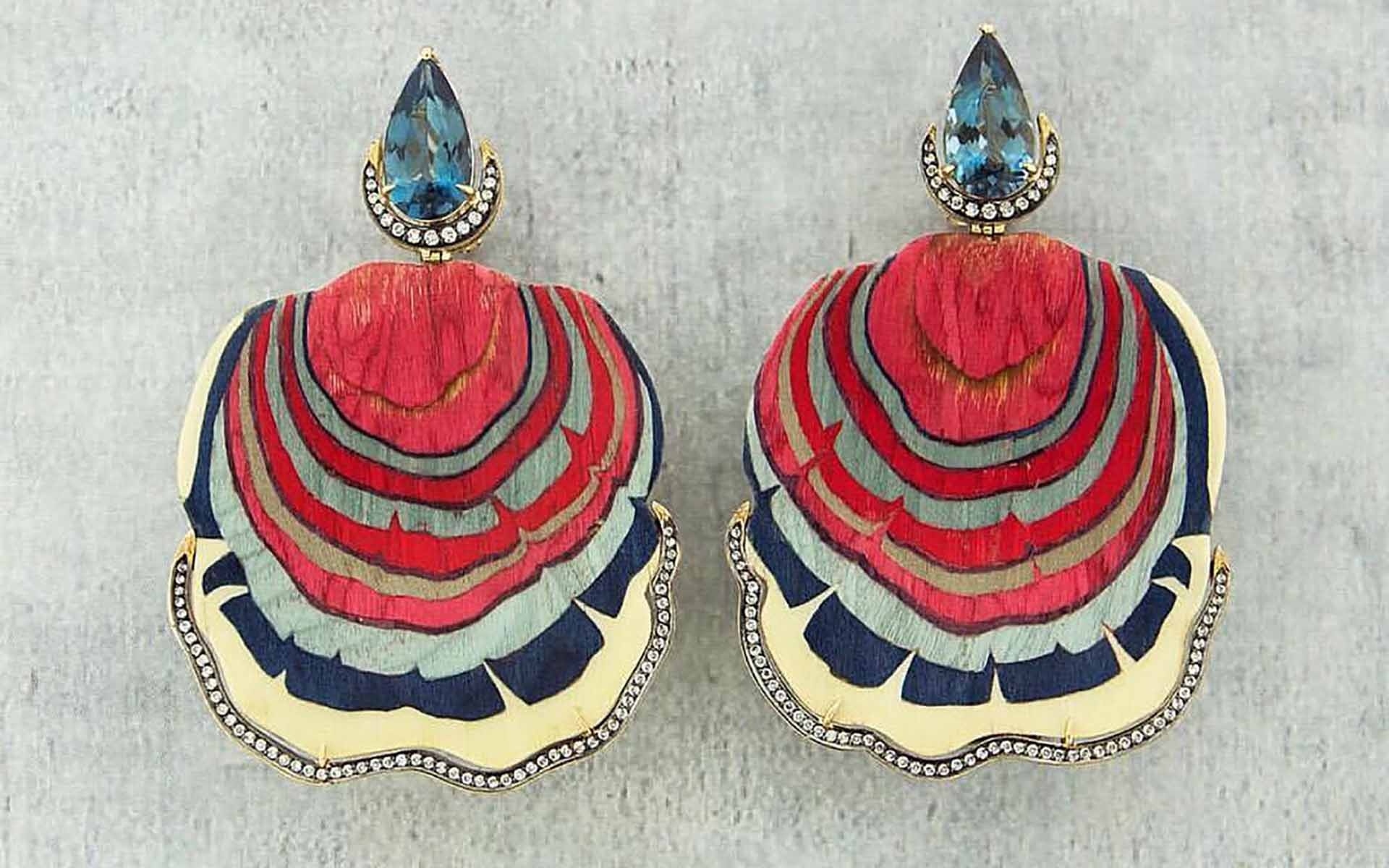 Marissa - Silvia Furmanovich earrings