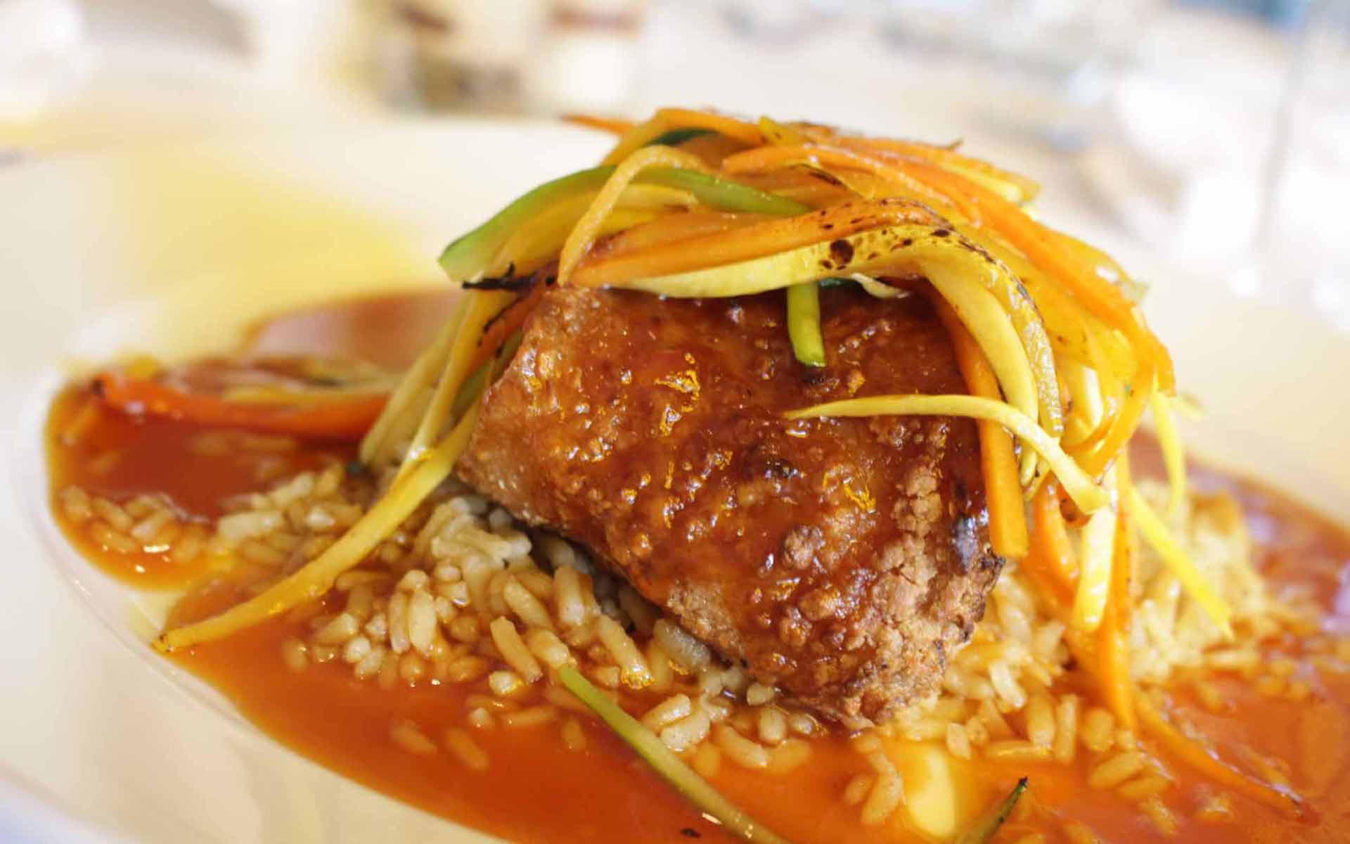 Ridgway Bar & Grill Crispy Fish