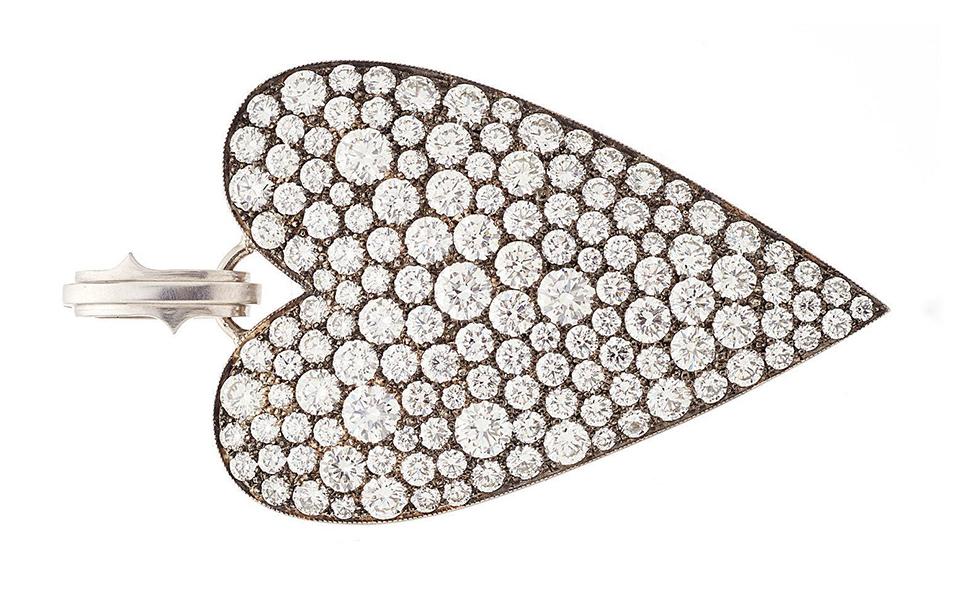 Marissa - Muse X Canadamark diamond pendant