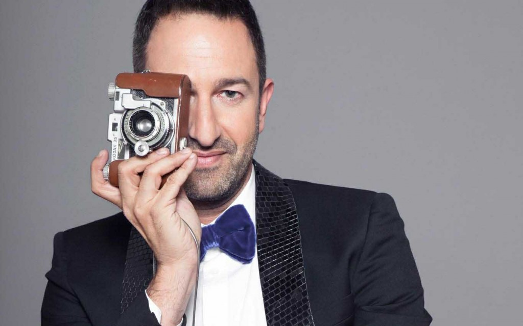 Acclaimed red carpet and style commentator, Christos Garkinos